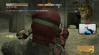 Join the best online game (MGO2 in 2021)