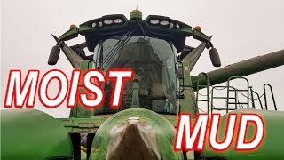 STUCK! in the MUD | HARVEST 19 Day 20