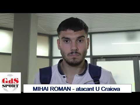 Mihai Roman, După 1-1 La Atena