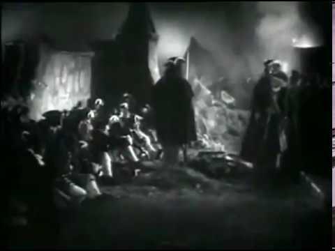 Петр 1 - художественный фильм, 1 и 2 серия, 1937 г.