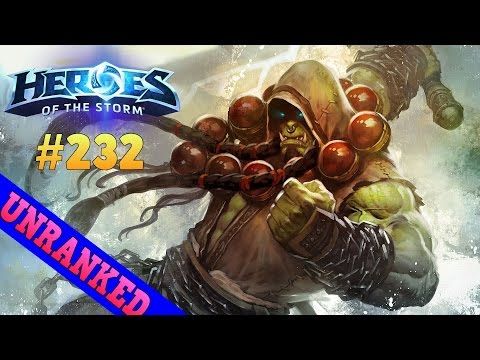 Heroes of the Storm | Thrall - 4 melés en Bahia de almanegra | EP232 | Gameplay español