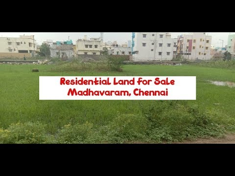 Residential Land for Sale at Madhavaram, Chennai | World New Property