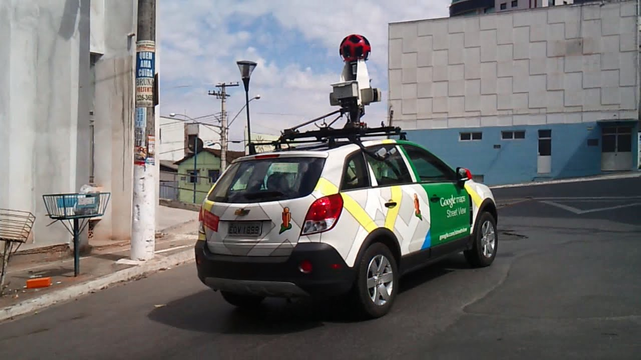 how to get out of street view on google maps