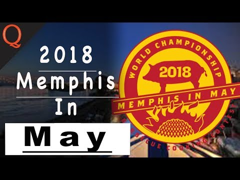 Memphis In May 2018 BBQ Cook-Off