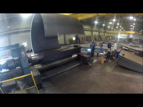 Texas Steel :: Plate Rolling and Forming