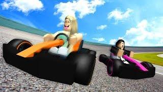 ROBLOX MINIGAMES! (Sanna VS Leah)