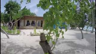 Life in Samuga Guest House Thulusdhoo - Maldives Surfing July 2015