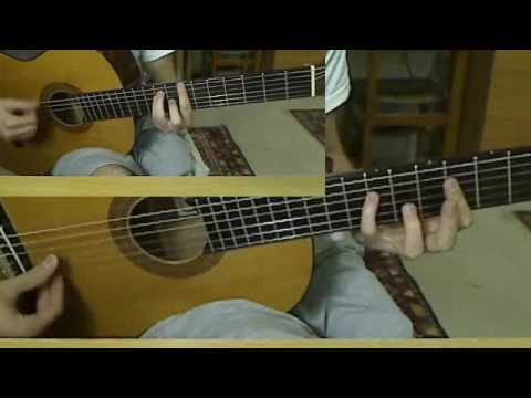 Amr DiabAna 3ayesh Instrumental Guitar Tutorial