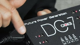 CIOKS DC7 power supply - introduction