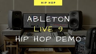 Ableton Live 9 - Hip Hop Demonstration