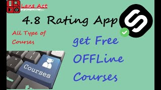 Free Courses App | How To Use Stepik App | This App is offering Free Offline Courses | Lans Act screenshot 4
