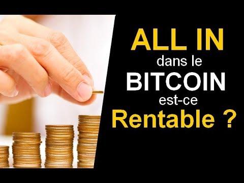 Investir 100 dans les bitcoins