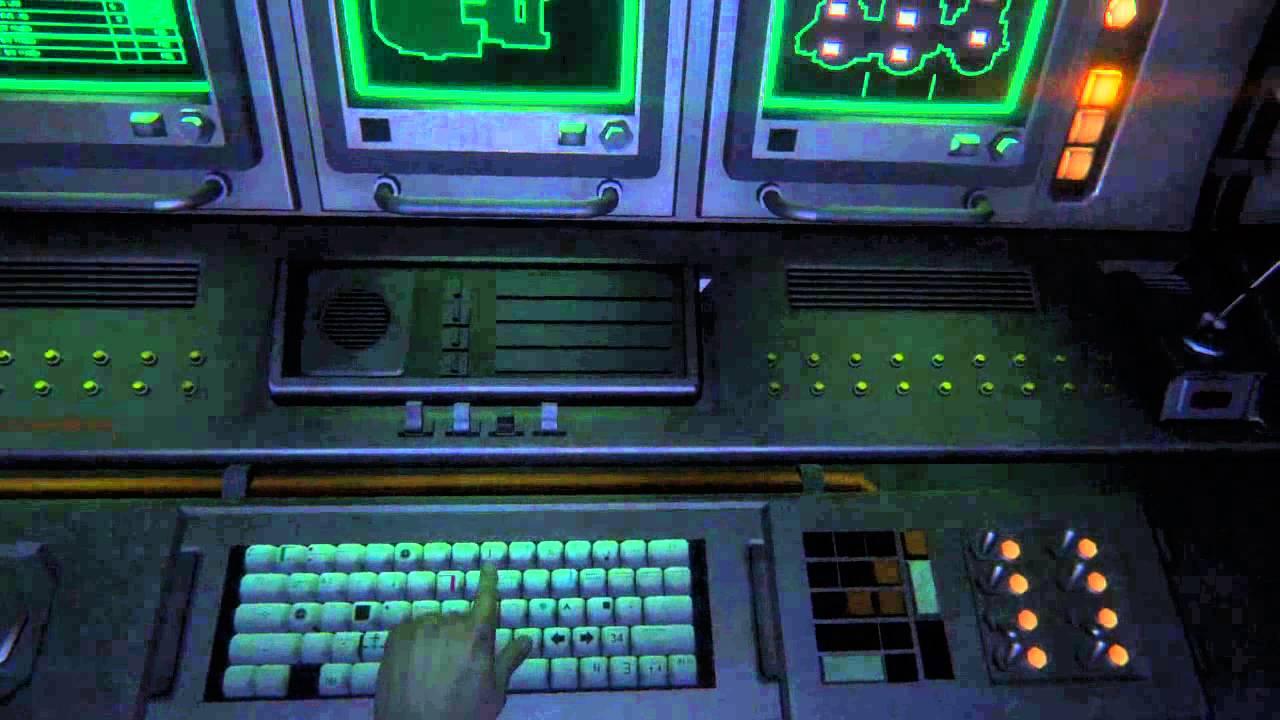Alien isolation part 19 blind walkthrough youtube for Bureau 13 gameplay