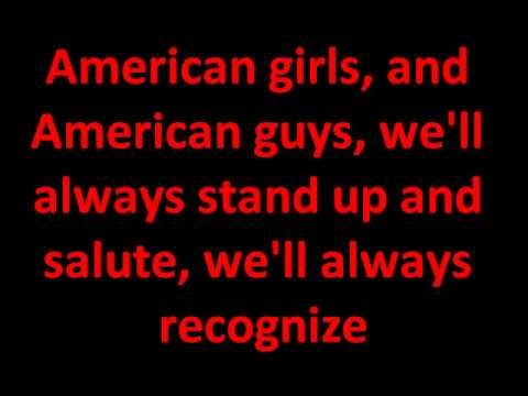 Toby Keith - Courtesy Of The Red, White, And Blue (The Angry American) - Lyrics