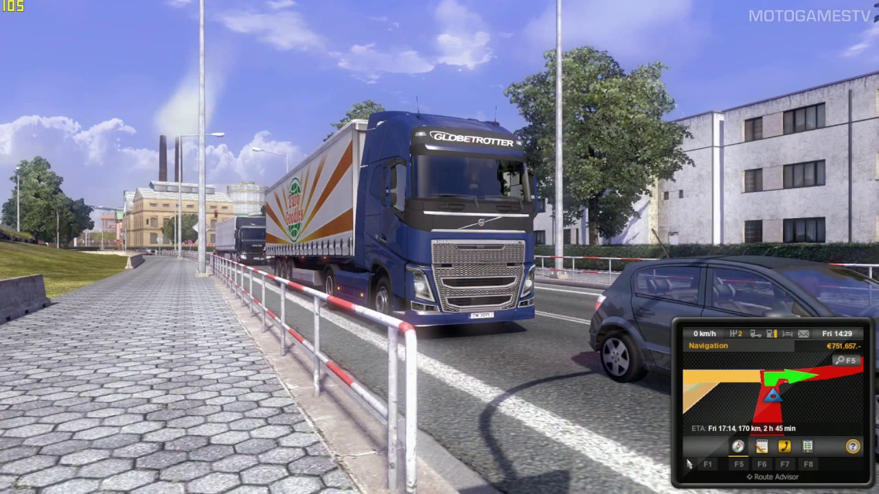 Euro truck simulator 3 for pc windows 7