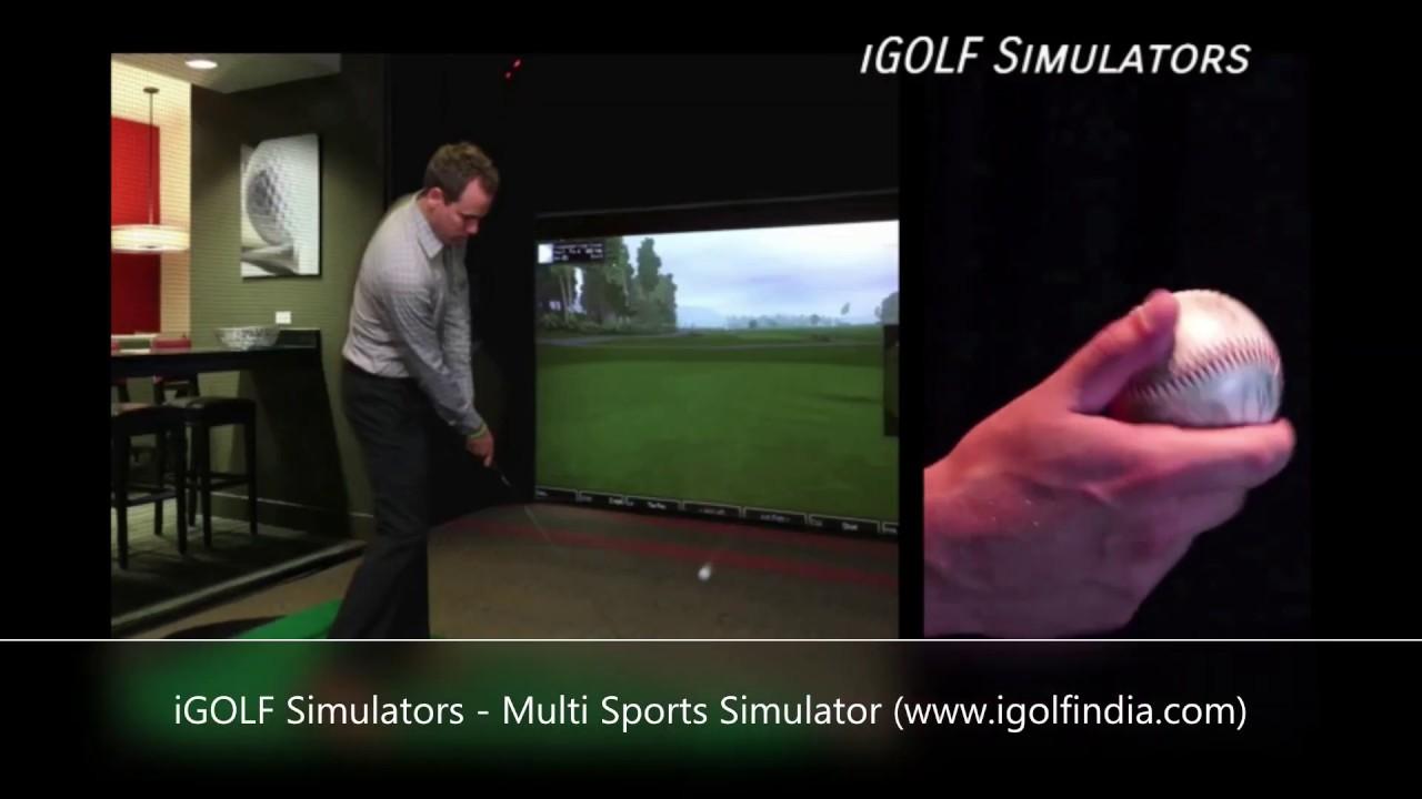iGOLF India ~ Sports Simulator and more