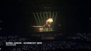 191012 SUPER JUNIOR - Somebody New (Super Show 8 Seoul Day 1)