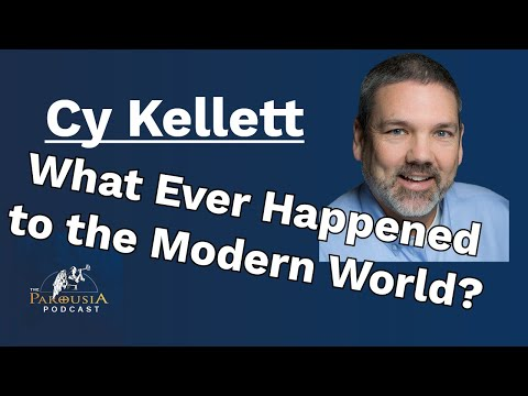 Cy Kellett: What Ever Happened to the Modern World?