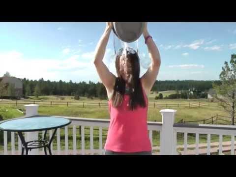 Ice Bucket Challenge - Jessica Brody