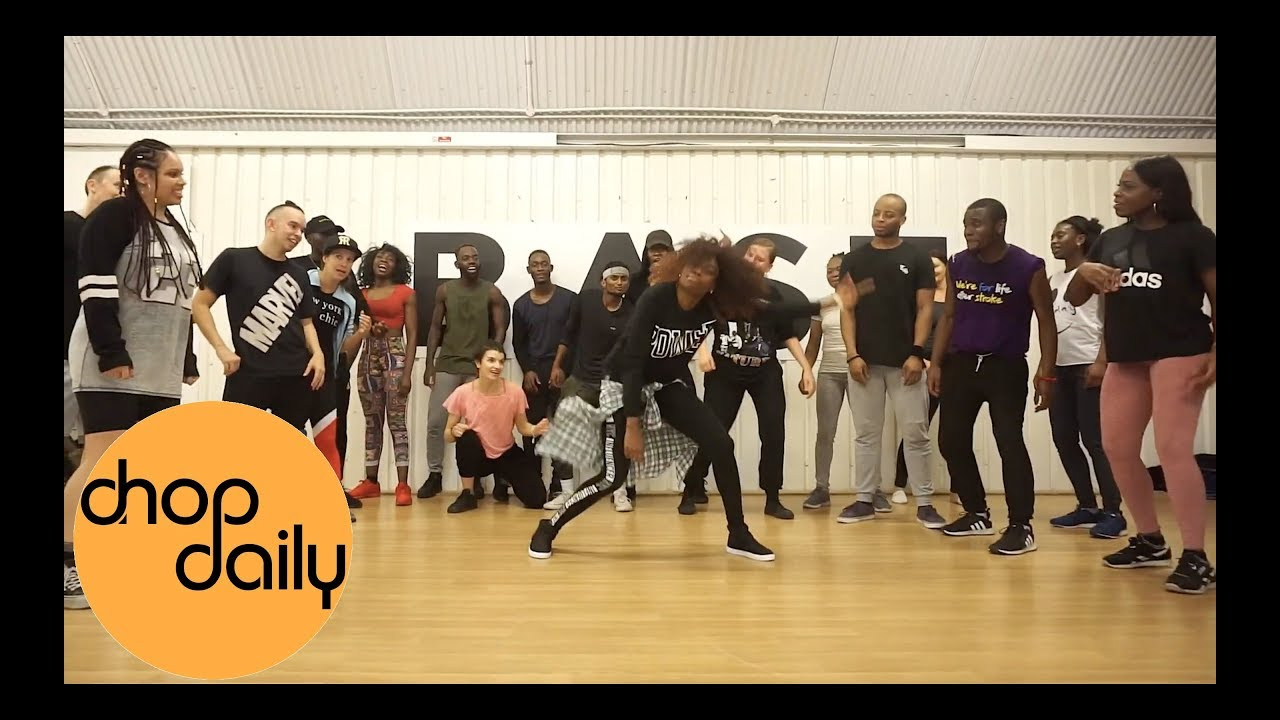 Shocka - Self Love (Dance Class Video) | Fumy Opeyemi Choreography | Chop Daily