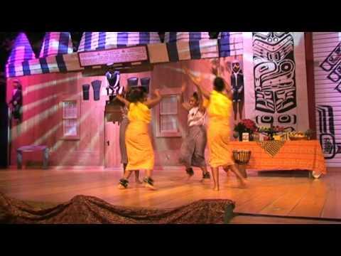 ISHAKA CULTURAL DANCE @ THE OTTAWA KWANZAA 2011 CELEBRATION.avi