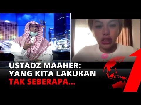 Ustadz Maaher At Thuwailibi Angkat Bicara Terkait Perseteruannya dengan Nikita Mirzani   tvOne