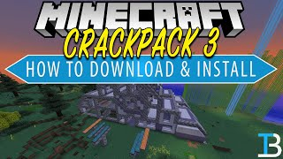How To Download & Install Crackpack 3 in Minecraft (Play the Crackpack 3 Modpack in Minecraft!)