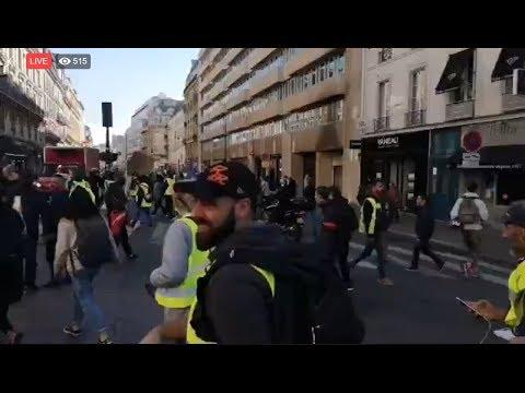 Gilets Jaunes acte 15 LÉGENDAIRES France 02.23.2019 #GiletsJaunes #YellowVests