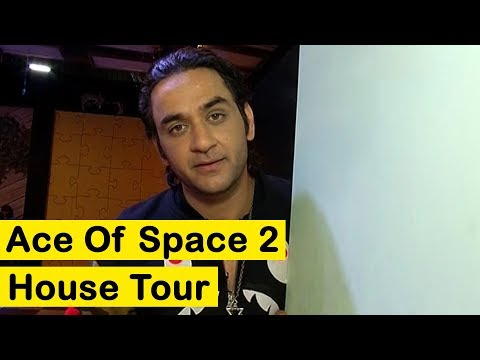 In the house of Ace of Space 2 with Vikas Gupta