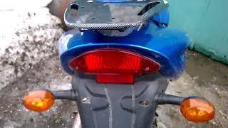 Обзор скутера vento triton R4 (ЗВЕРЬ)