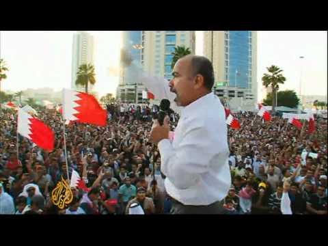Anti government protests continue in Bahrain