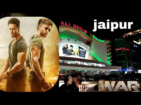 War Movie In Raj Mandir Jaipur. Aisa's Best Cinema Hall