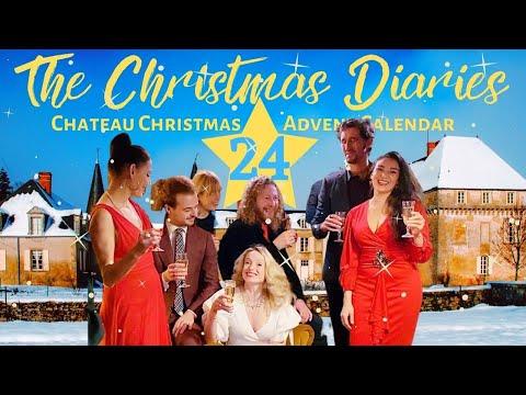THE CHRISTMAS DIARIES: CHRISTMAS EVE!!!