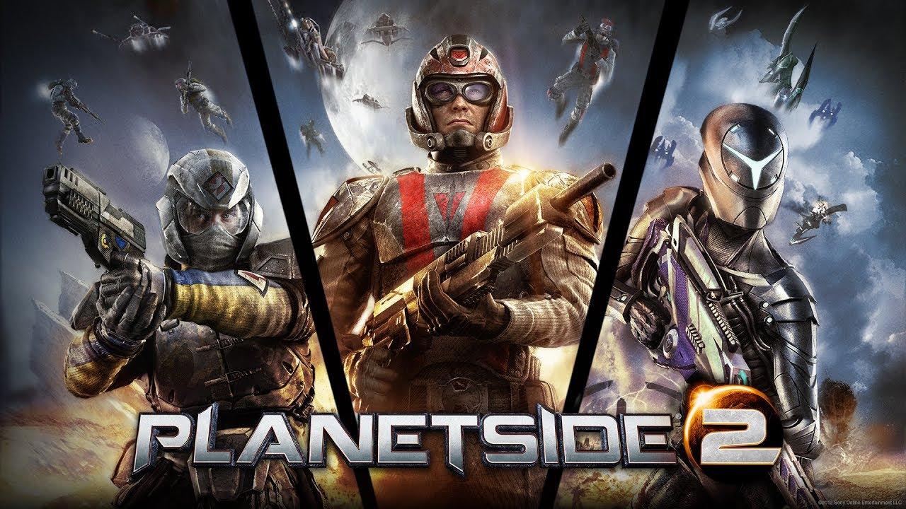 Planetside 2 He Vuelto Juego Gratis Ps4 Gameplay En Espanol Youtube
