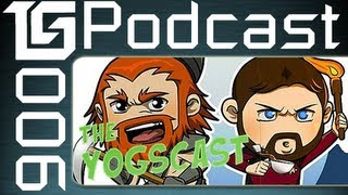 TGS Podcast - #6 (On Time Edition) ft YOGCAST w/ TotalBiscuit, Dodger and Jesse