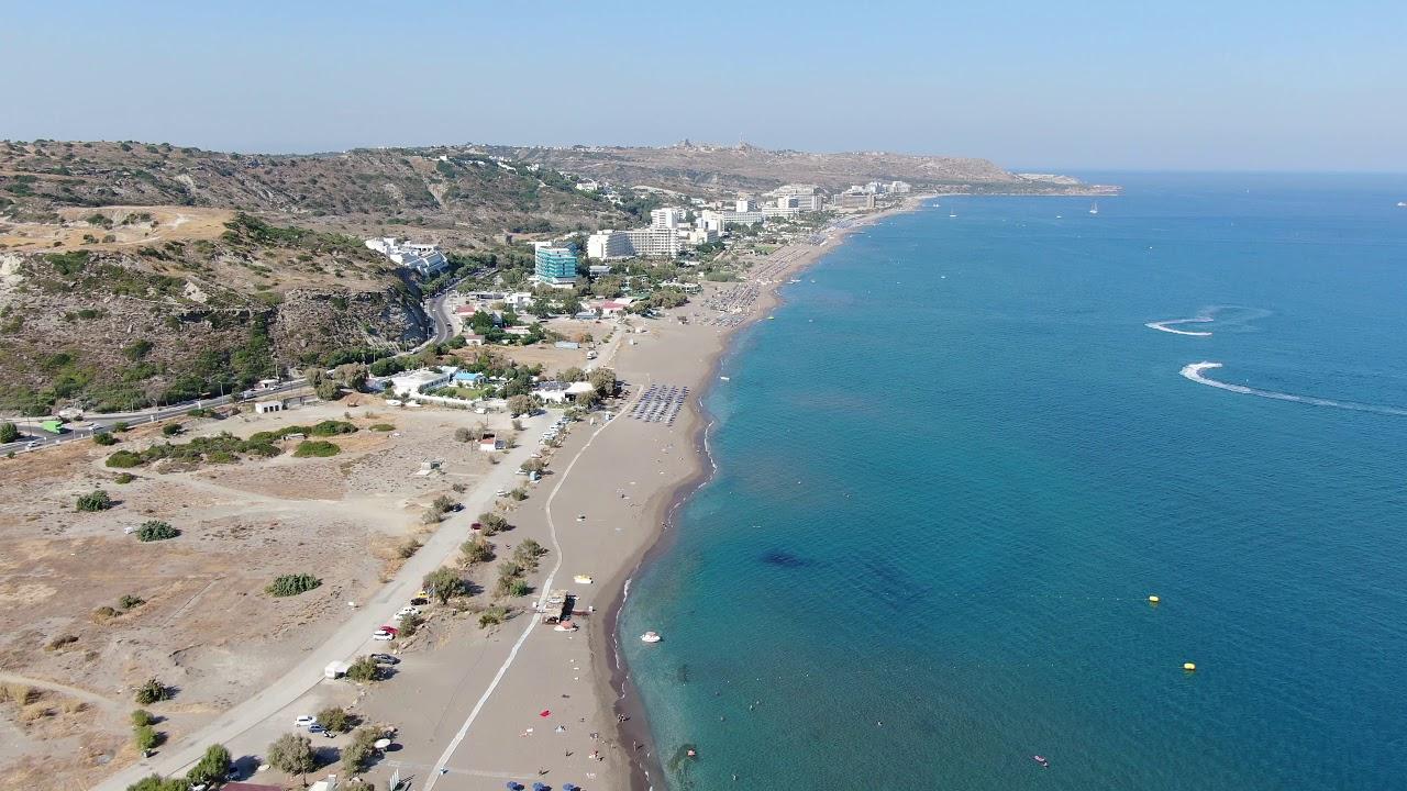 Mandomata Nudist Beach - Faliraki - Travel Guide - Tips