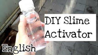 (ENGLISH)- DIY How To Make Slime Activator
