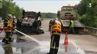 12 morts dans un accident à Montbeugny (Allier) : retour sur un drame