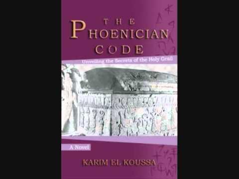 El Koussa, Karim - The Phoenician Code - VOICE OF LEBANON Interview