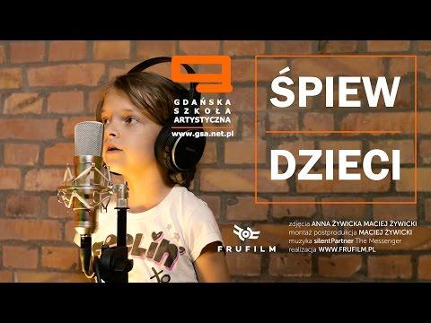 GSA śpiew dzieci