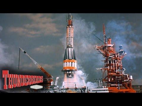 Project Sun Probe Is On - Thunderbirds