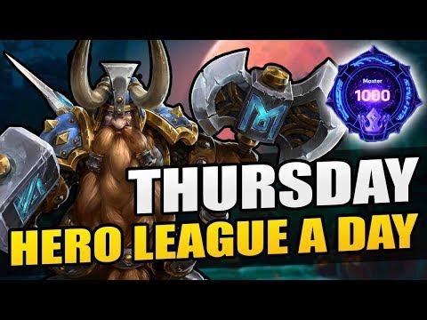 Tank Time // Hero League a Day