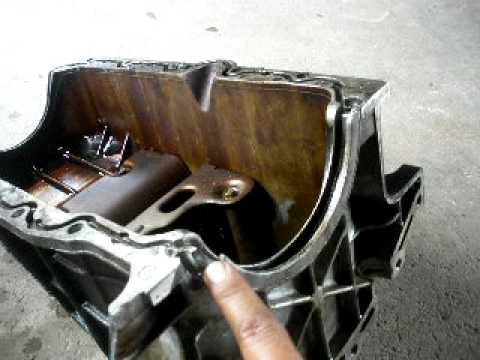 CHEVY SILVERADO OIL PAN 2002 - YouTube