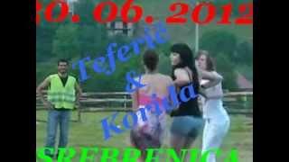 Teferič & Korida u Srebrenici 30. 06. 2012
