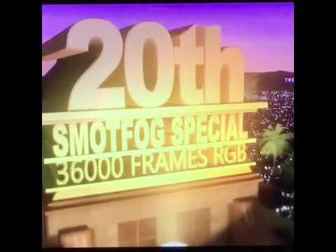 20th Smotfog Special 36000 Frames Rgb Logo