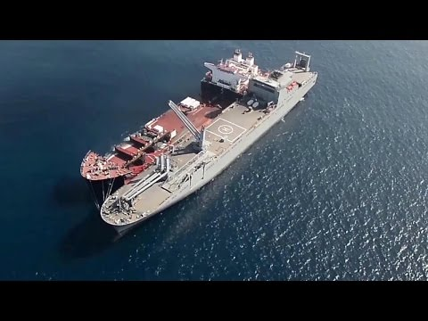 USNS Montford Point, The Navy's Newest Afloat Forward-staging Base