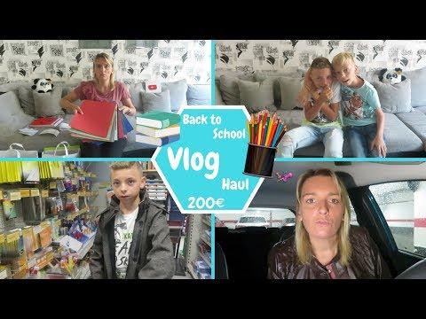 back-to-school-i-wir-kaufen-schulmaterial-i-vlog-i-haul-i-200€-i