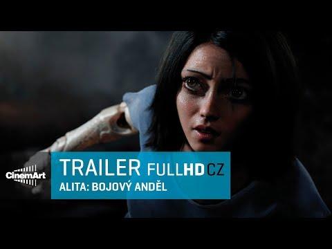 Alita: Bojový anděl / Alita: Battle Angel (2018) oficiální HD trailer [CZ DABING]
