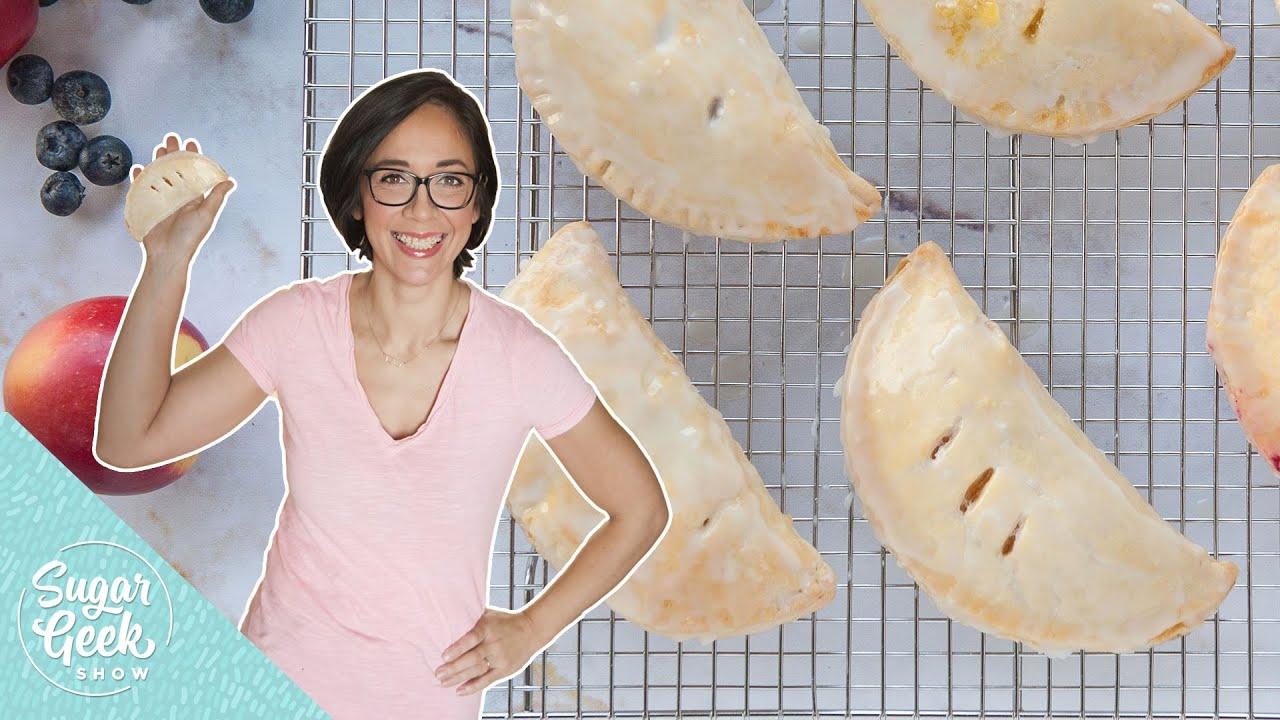 Hand Pie Recipe | Bake, Deep Fry or Air Fry