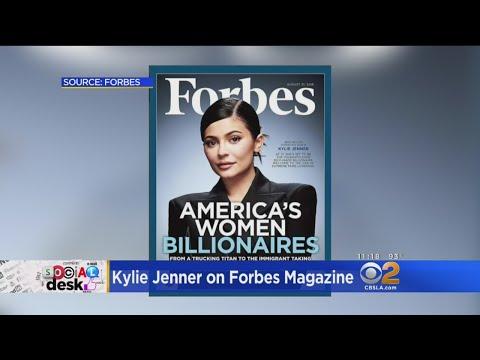 Kylie Jenner Lands On Women Billionaire